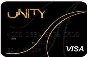 UNITY Visa Card