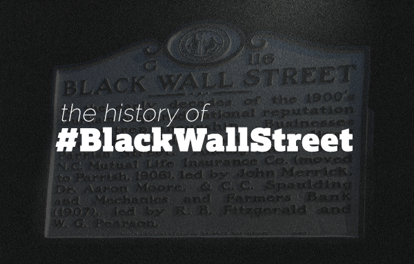 Black Wall Street | OneUnited Bank