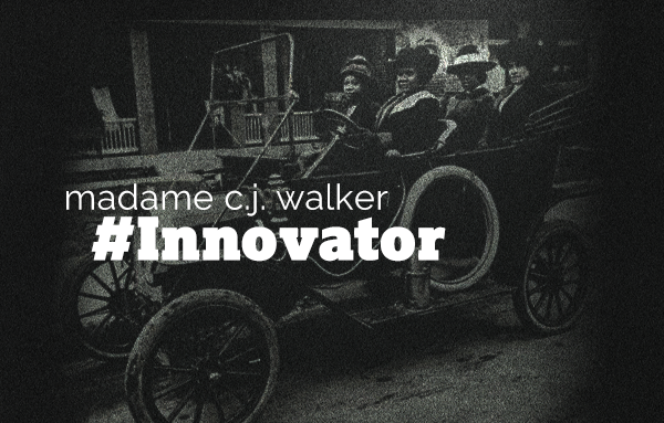 Madame C.J. Walker | OneUnited Bank