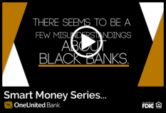 Smart Money Series Myths About Banking Black