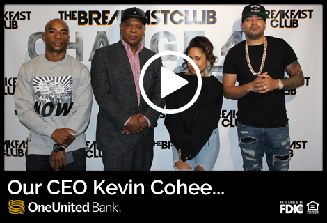 Kevin Cohee on The Breakfast Club Radio Show