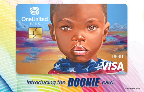 Meet Doonie | OneUnited Bank