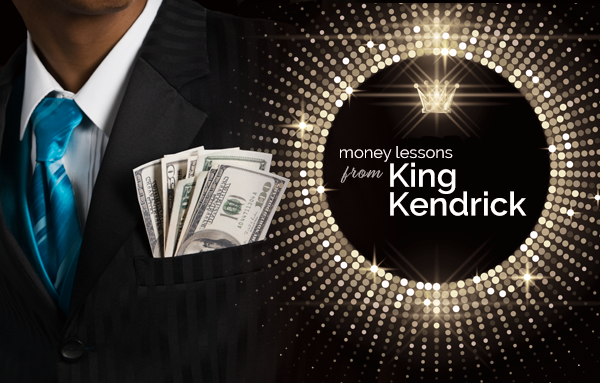 Money Lessons From King Kendrick | OneUnited Bank