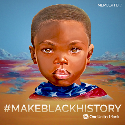 Doonie Card | Make Black History | OneUnited Bank