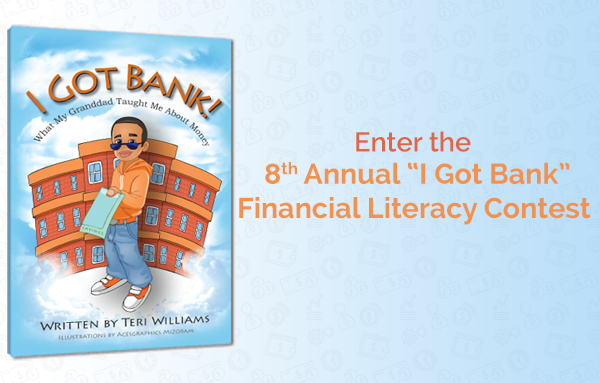 8th Annual I Got Bank Financial Literacy Contest | OneUnited Bank