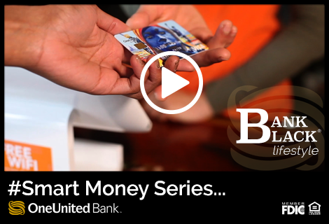 Smart Money Series Bank Black Lifestyle