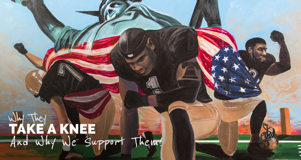 Why They Take A Knee | OneUnited Bank