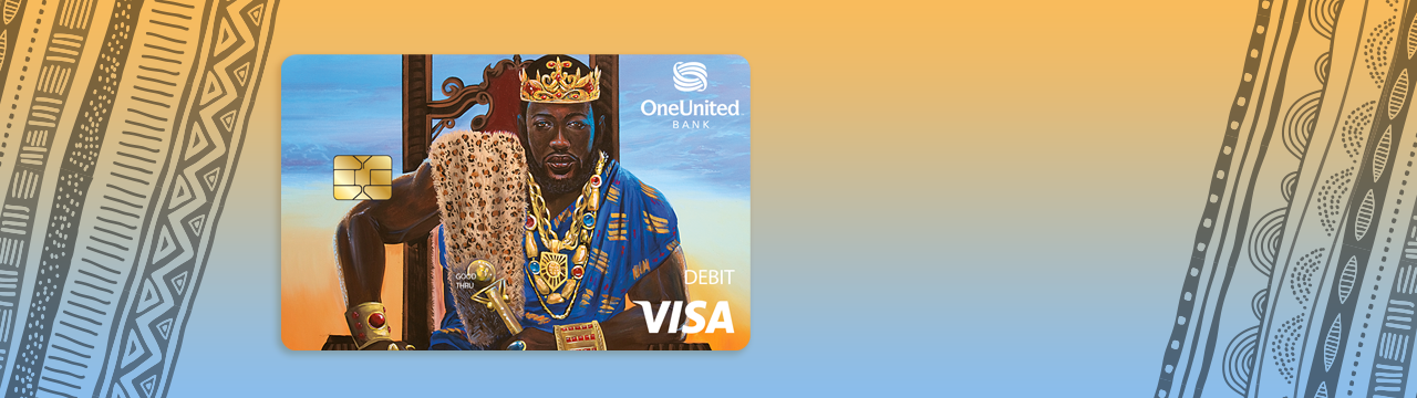 Get the King Card | OneUnited Bank