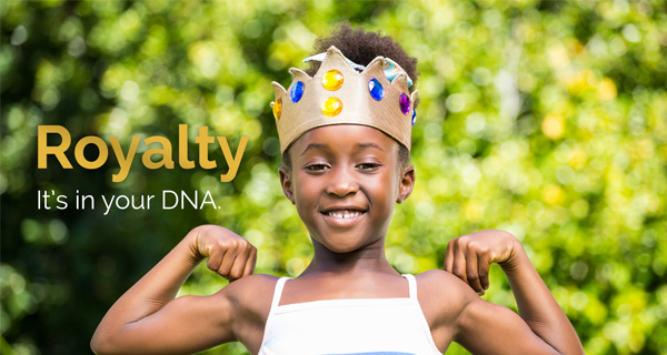 Royalty It's in your DNA | OneUnited Bank
