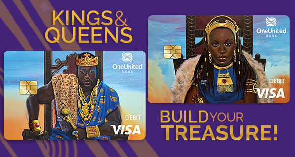 Kings and Queens Build Your Treasure!