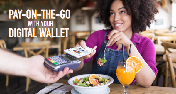 Pay-On-The-Go With Your Digital Wallet | OneUnited