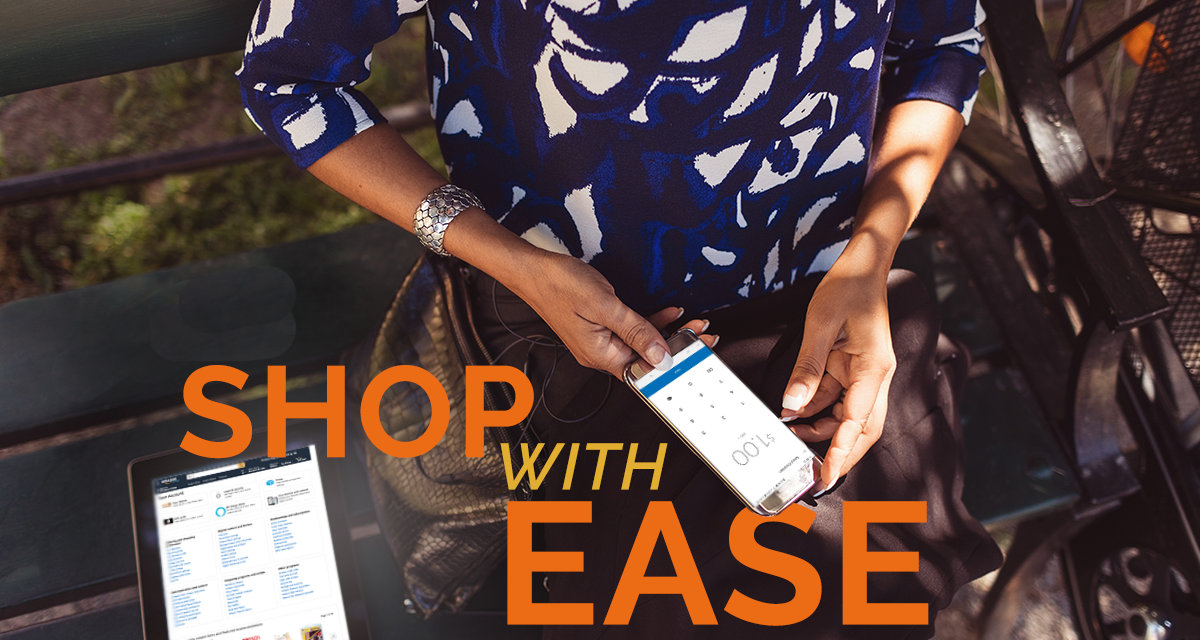 Shop With Ease | OneUnited Bank