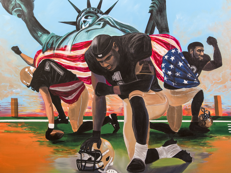 Are We Past #TakeAKnee? | OneUnited Bank