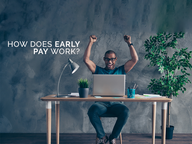 How Does Early Pay Work | OneUnited Bank
