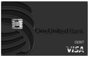 BankBlack Debit Card | OneUnited Bank